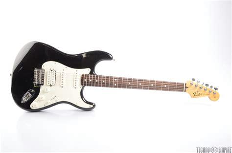 Nut Electric Metal Stratocaster Black 2009 fender stratocaster standard hss black strat electric guitar mim 24766 ebay