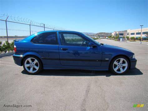 1998 bmw 318ti 1998 bmw 3 series 318ti coupe in avus blue pearl c31232
