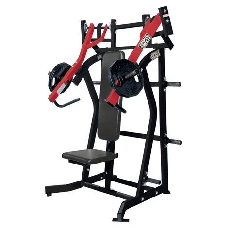 hammer strength bench press machine hammer strength plate loaded iso lateral incline press