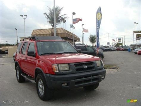 2000 aztec nissan xterra xe v6 25752284 gtcarlot car color galleries