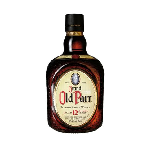 Old Parr Deluxe 12 Year Old Whisky 1L
