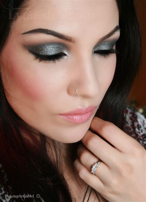 Fall Makeup Trends Contour 3 by Make Up Artist Me Gray Fall Sky Makeup Tutorial 2013