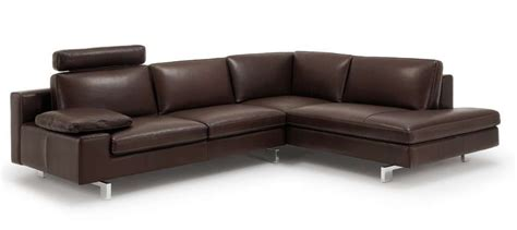 Incanto I604 Leather Sofa Sectional Incanto Leather Sofa