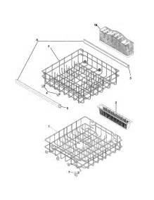 Dishwasher Parts Kenmore Kenmore Dishwasher Motor Parts Model 58715149400