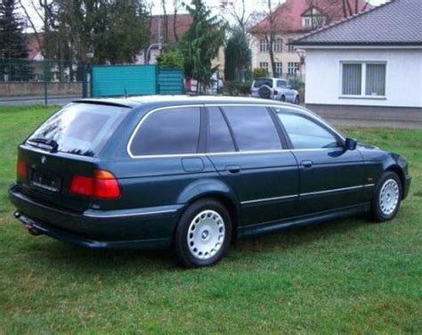 bmw 525 estate used estate car bmw 525 tds touring year 1997