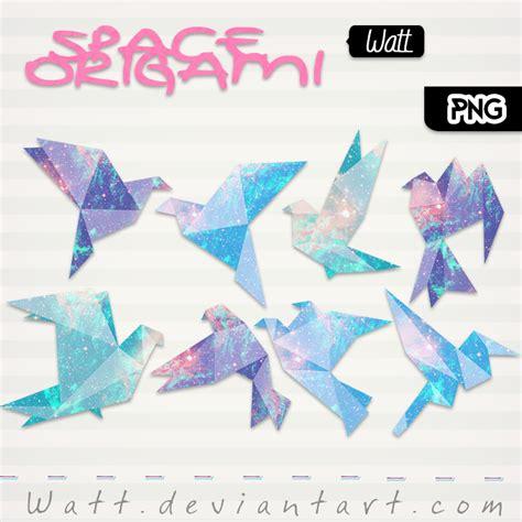 Space Origami - space origami by waatt on deviantart