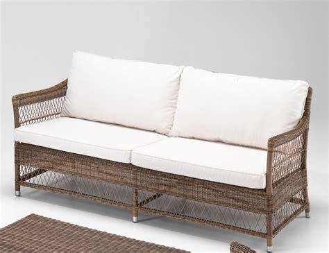 divani rattan sintetico divano da giardino rattan sintetico etnico outlet mobili