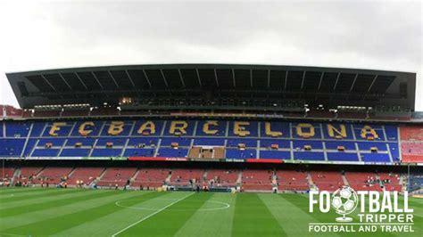 Interesting Floor Plans camp nou f c barcelona travel guide football tripper