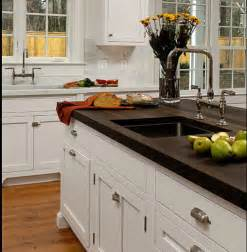 Kitchen Countertops Pictures Wenge Kitchen Countertop With Sink Jpg