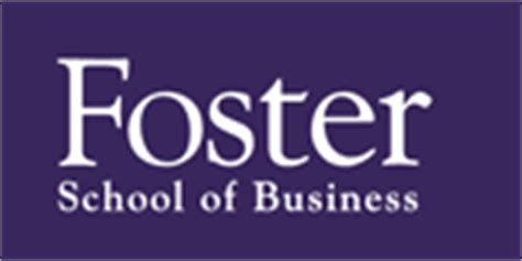 Of Washington Foster School Of Business Mba Application by Shailendra Pratap Jain Home
