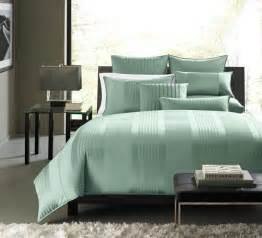hotel collection bedding classic stripe contemporary