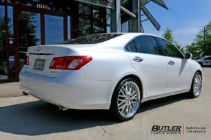 Lexus Es 350 Wheels Lexus Es 350 Custom Wheels Lumarai Kya 20x Et Tire Size