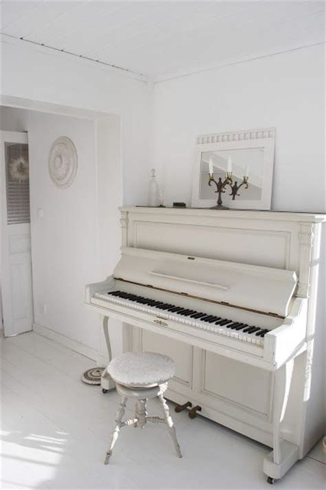 57 best shabby chic pianos images on pinterest piano piano stool and shabby chic white
