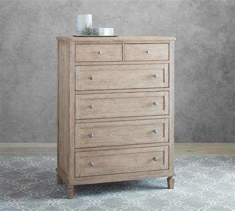 pottery barn cloud white dresser sausalito tall dresser pottery barn