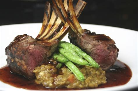 Rack Oflamb by Roasted Rack Of Recipe Dishmaps