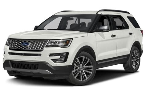 2017 ford explorer platinum 2017 ford explorer platinum 4dr 4x4 pictures
