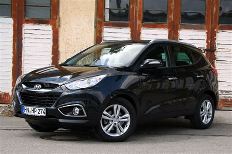 hyundai 35i reviews kurz vorgestellt hyundai ix35 2 0 crdi 4wd heise autos