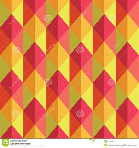 triangle zig zag pattern popular vintage zigzag chevron triangle pattern stock