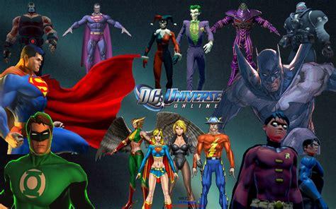 dc universe by mike dc universe online juego de superh 233 roes y villanos para pc y ps3 juegosonlines