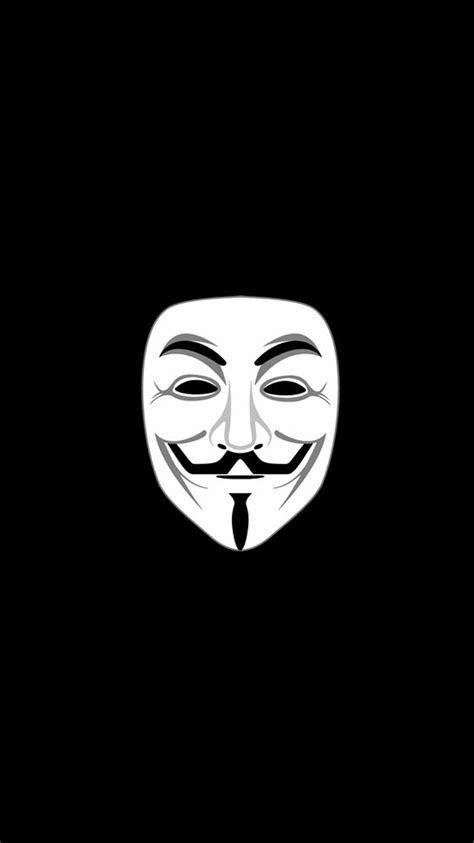 wallpaper hd anonymous iphone anonymous mask wallpaper for iphone 6 with 750x1334 pixels