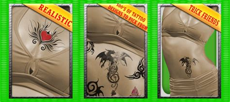 magic tattoo trick app buy instant tattoo magic photo booth app photography for