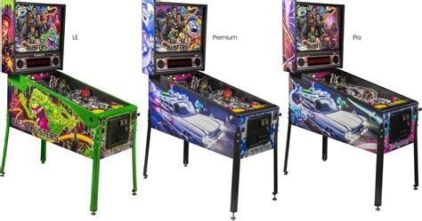 Batman Desk Will Stern Pinball Launch A Ghostbusters Pinball Machine