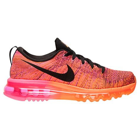Nike Air Max Flyknit Total Orange flyknit air max total orange black pink pow