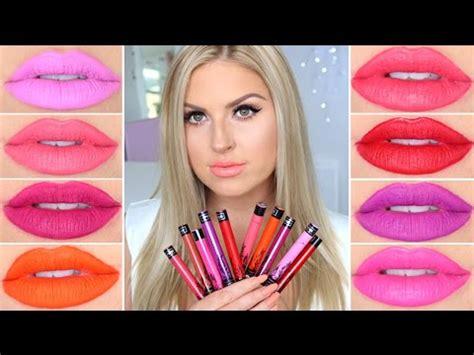 Lipstik Mirabella Colour Matte review lipstik matte mirabella onmedia