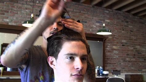 daniel alfonso hair stylist appointment daniel alfonso at baxter finley scissor cut taper with