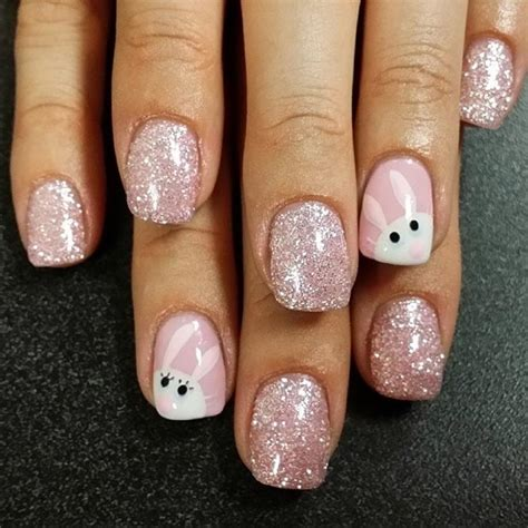 Sparkly Nail Designs