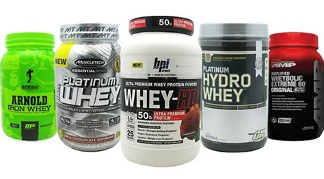 best building protein powder supplements the top protein powders on the market