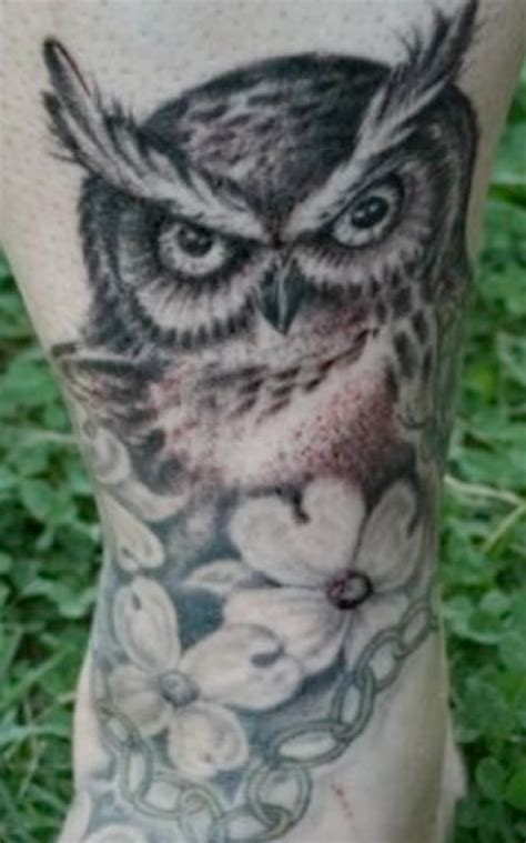 tattoo owl black and grey traditional owl tattoo black and grey