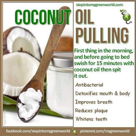 Coconut Pulling Detox Side Effects by 39 Best Images About Pulling On Health
