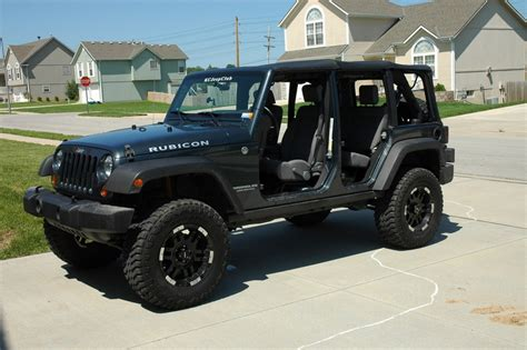 Jeep Wrangler No Doors by Project Jk Big Blue No Doors Powered By Photopost