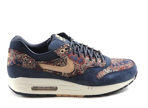 nike air max sneakers for nike air max 1 liberty shoes for running marine blue