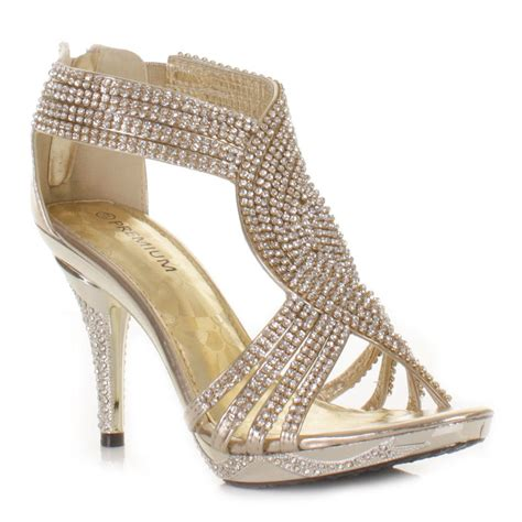 sparkle gold for trendy prom shoes 2016 a bridal trendy