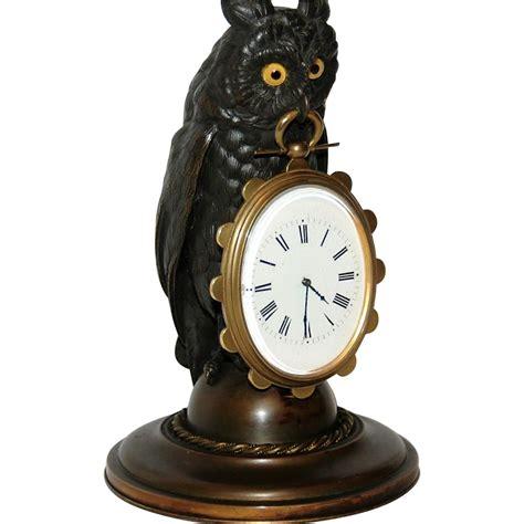 Owl Desk L owl desk l 28 images antique bronze owl desk timepiece from vrantiques on ruby black forest
