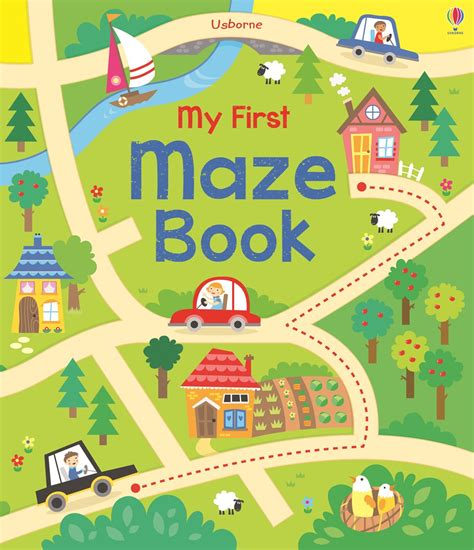 to my books my maze book at usborne books at home