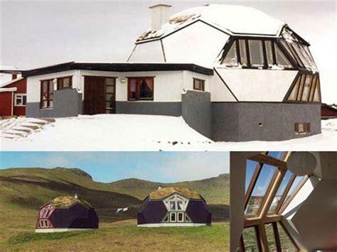 casa cupola geodetica dagli usa le a cupola per difendersi da uragani e