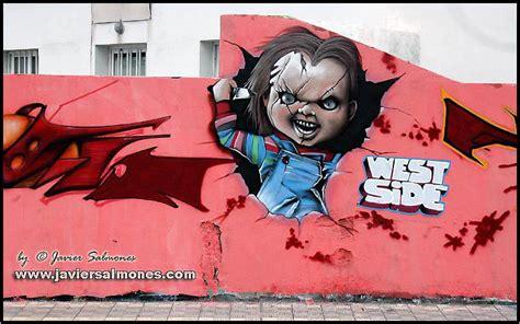 Imagenes Geniales De Graffitis | el blog de lanza 78 imagenes de graffitis