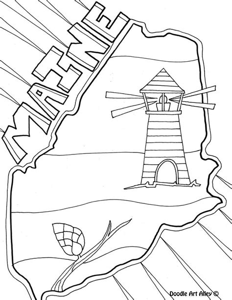 doodle alley calendars 17 best images about coloring pages on