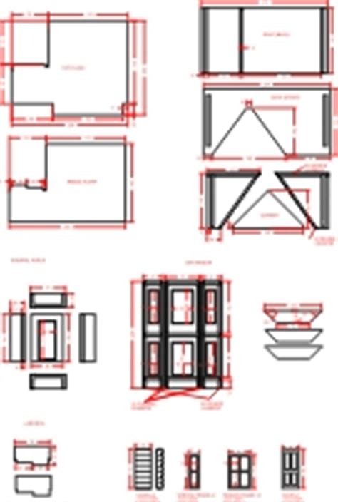 dolls house plans free download dolls house kit building and decorating project by bromley craft products