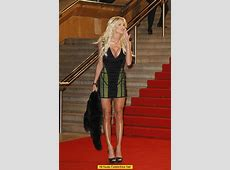 Victoria Silvstedt legs and cleavage at NRJ Music Awards ... Celebrity