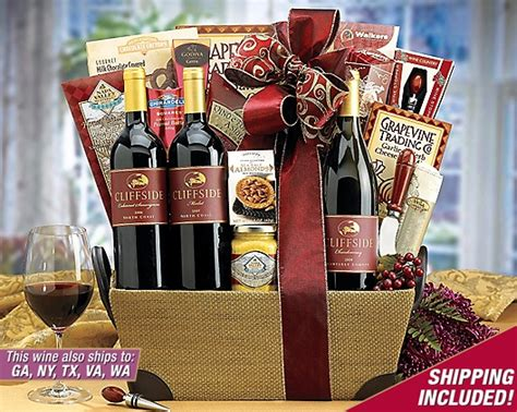 wine country basket wine country gift baskets gift baskets