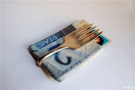 New Bally Money Clip Mirror Tipe A 40 best images about upcycled silverware ideas on