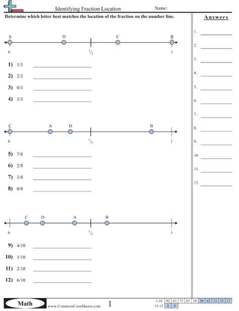 Estimating Fractions Worksheet by Estimating Fraction Worksheet Math