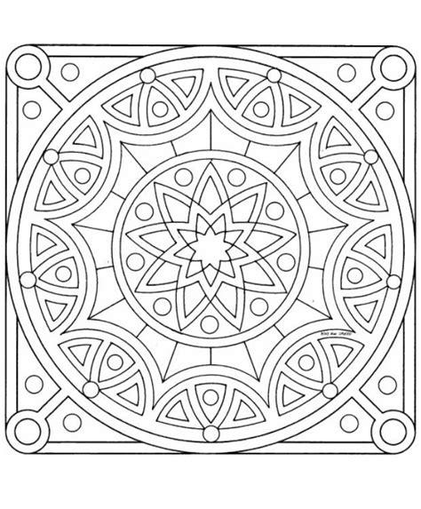 mandalas cuadrados mandalas cuadrados imagui