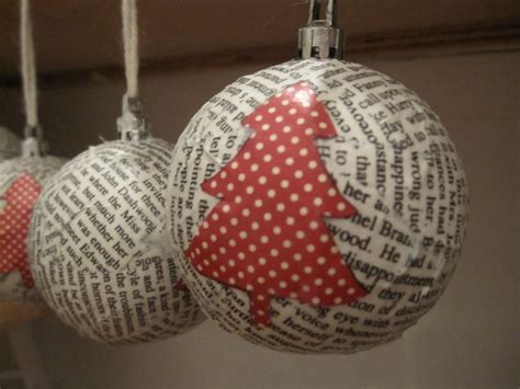 How To Make Paper Mache Ornaments - loving city living diy paper mache ornaments