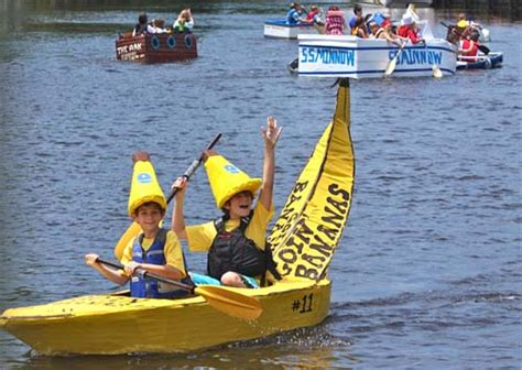 cardboard boat race white lake mi cardboard boat races 2015 detroit michigan real estate