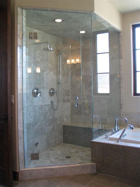walk  shower ideas  fascinating interior  stylist